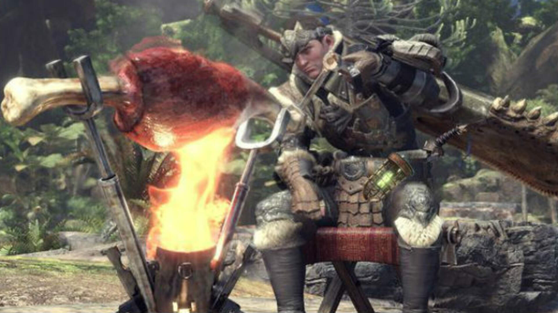USgamer Lunch Hour: Team USG in Monster Hunter World [Done!]
