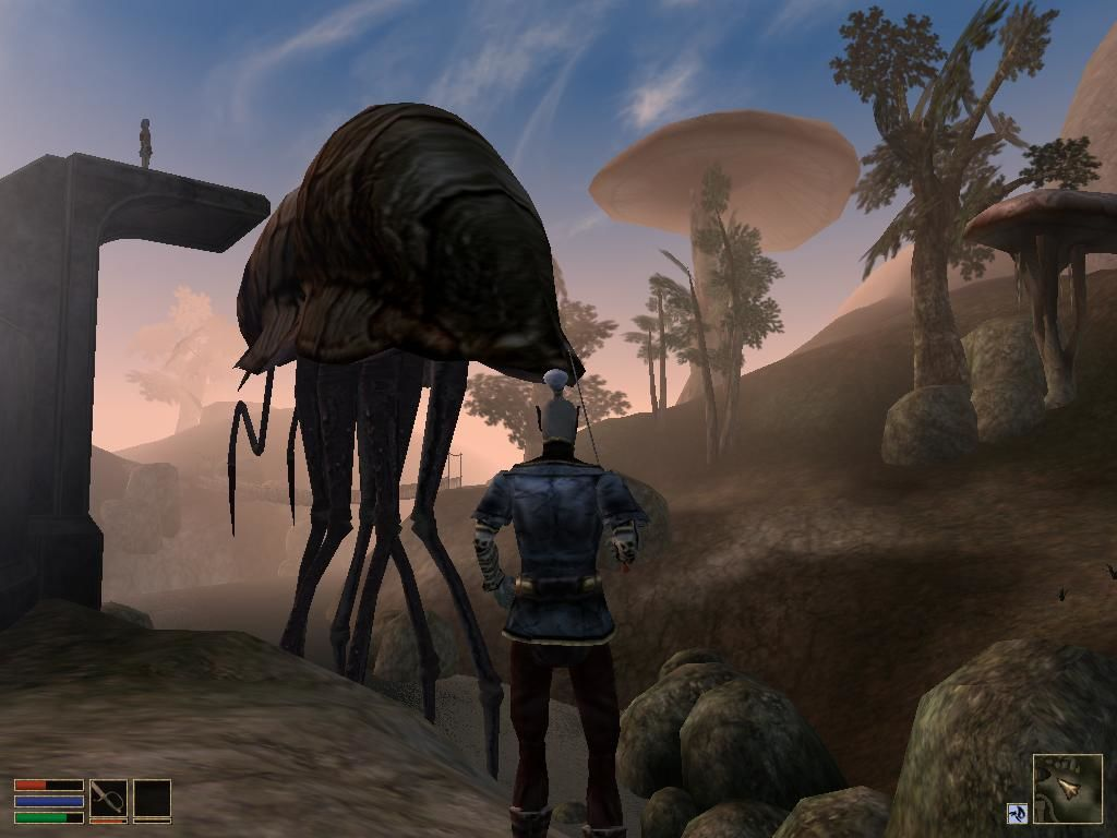 The Top 25 RPGs of All Time #11: The Elder Scrolls 3