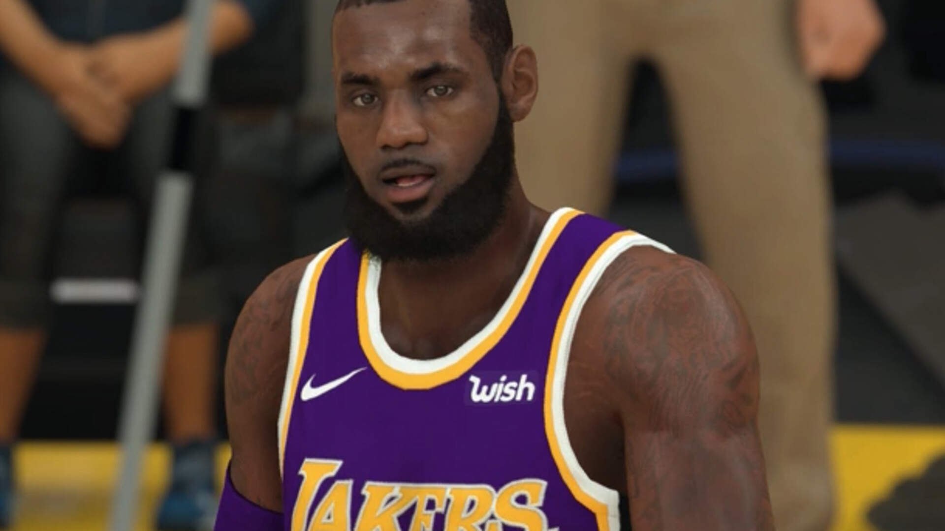 NBA 2K19 Gameplay: Watch Lebron's Lakers Take on Golden State as We Play This Year's Version