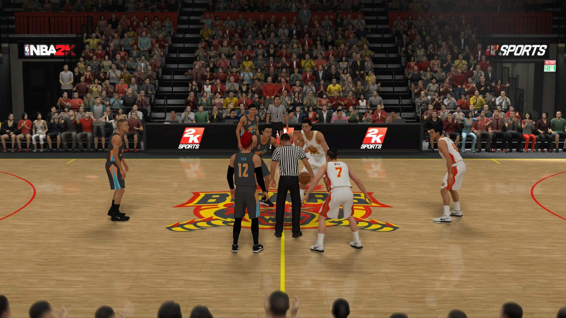 NBA 2K19's The Prelude Tackles the Chinese Basketball League in a Novel Way
