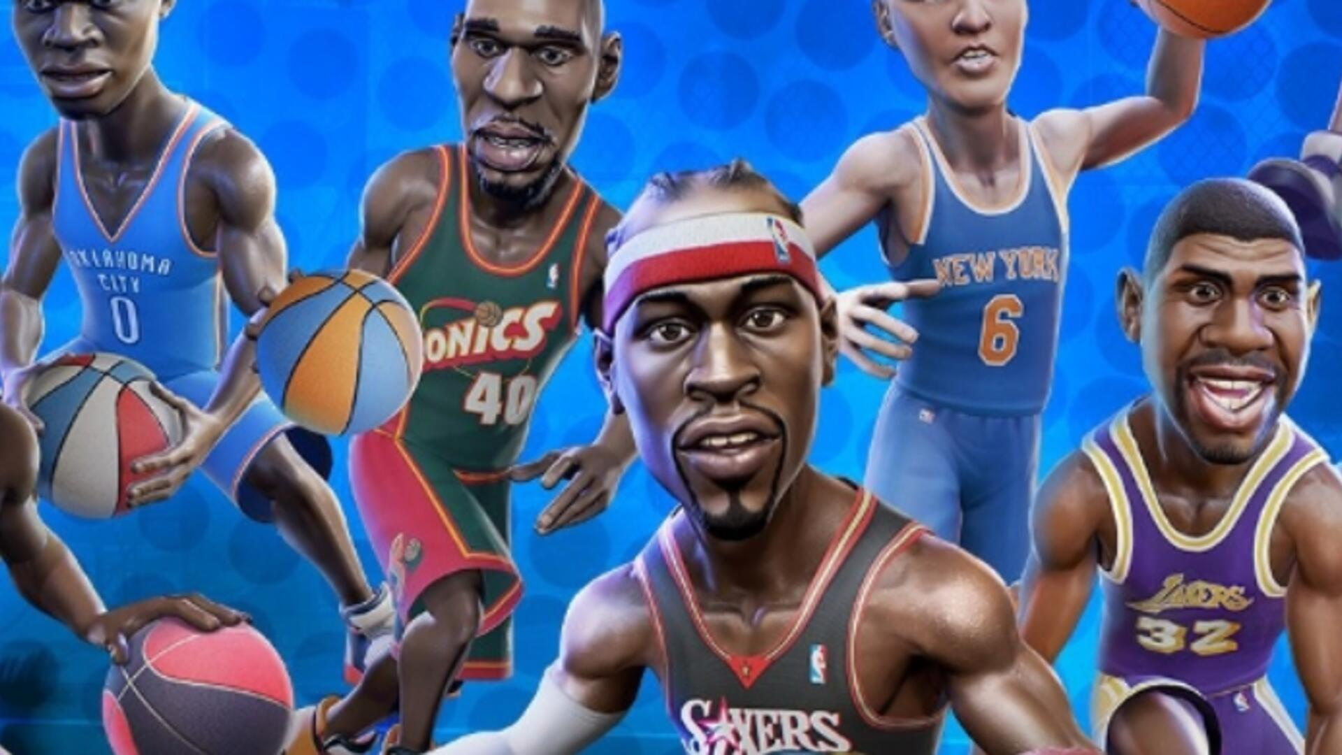 NBA 2K Playgrounds 2 is Coming From 2K This Fall | USgamer