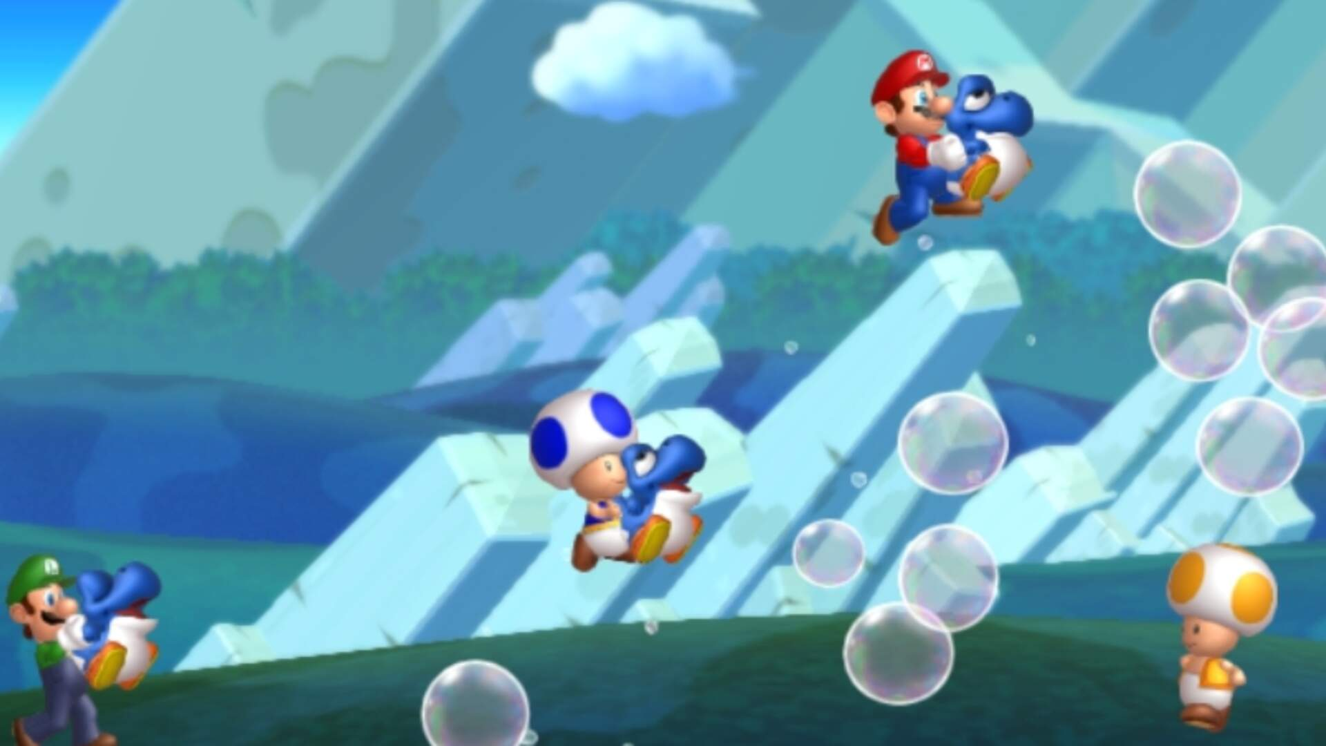Report: New Super Mario Bros. U Coming to Switch