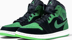 Nike's Xbox Air Jordans Are... Very Green