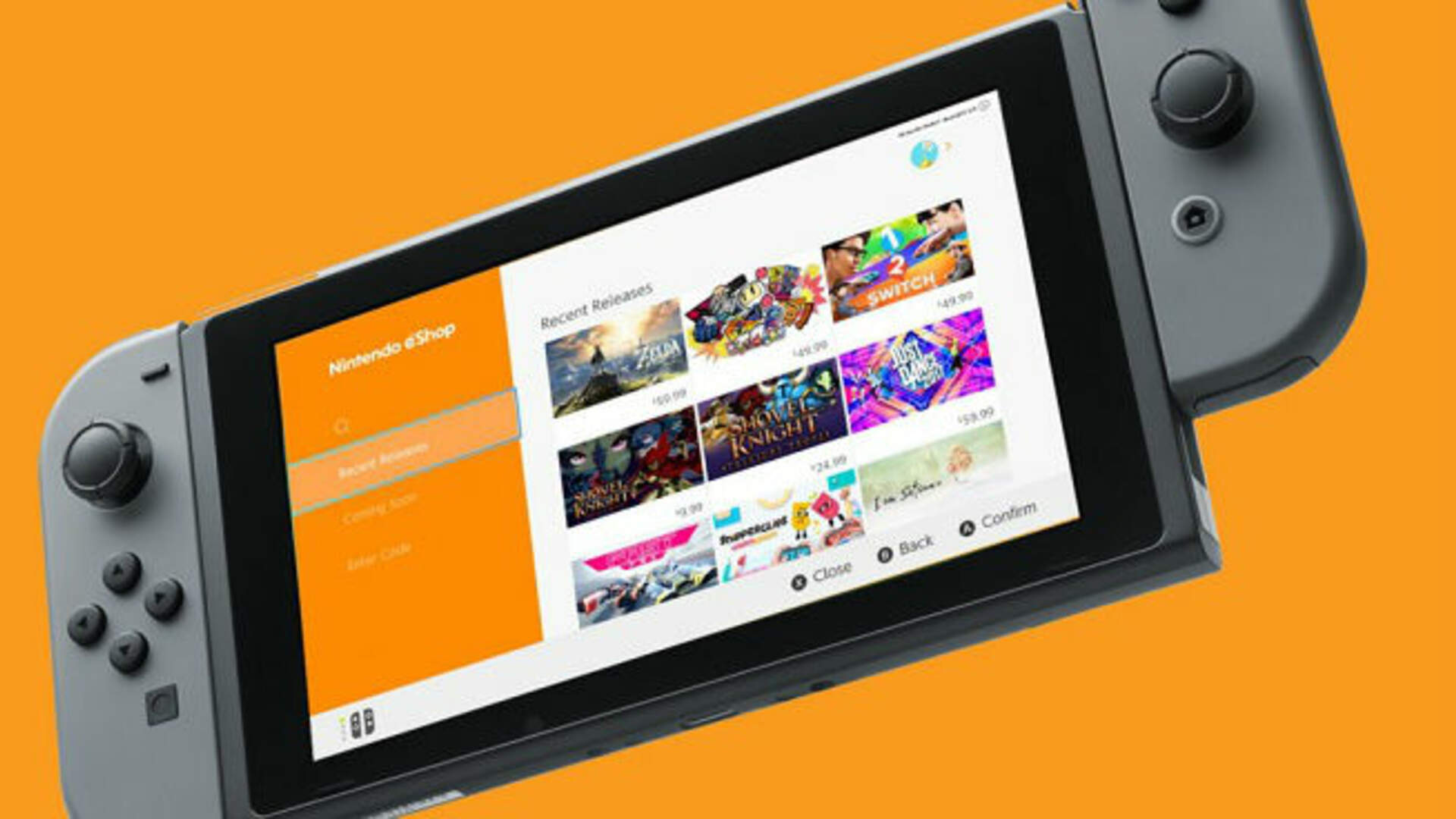 Nintendo Looking to Release 20 to 30 Indie Games on Switch Per Week