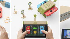 7 Dumb Things We Hope Are Possible with Nintendo Labo