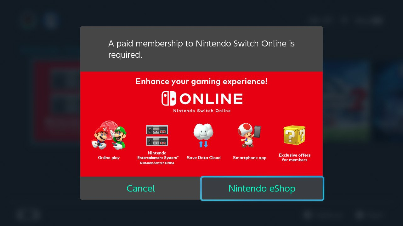 Nintendo Switch Online - Price, Trial, Free SNES and NES