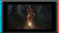 Dark Souls Remastered on Switch Passes its First Test in Handheld Mode