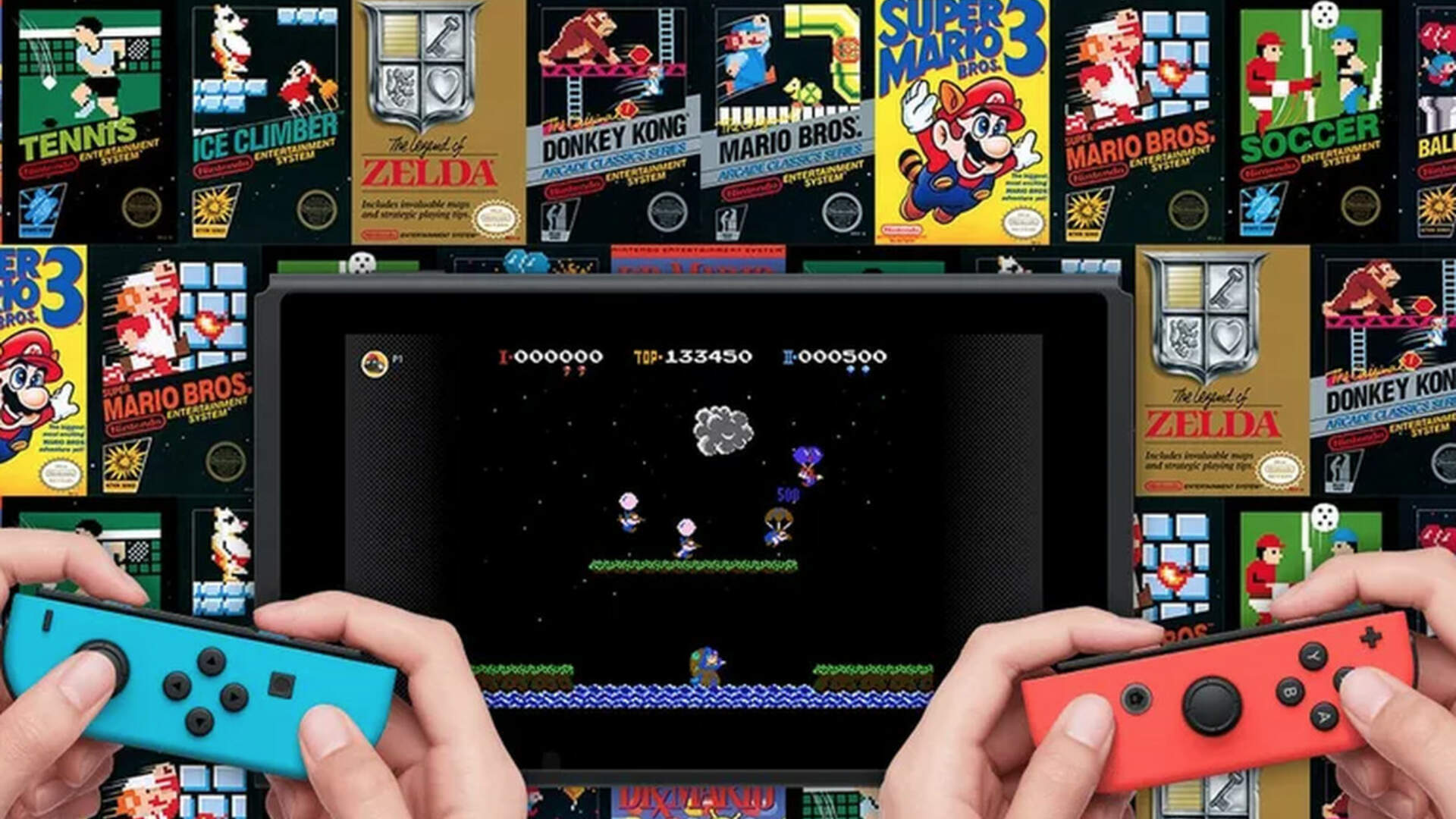 NES Open Tournament Golf and Two Other NES Games Hit Nintendo Switch Online Next Week