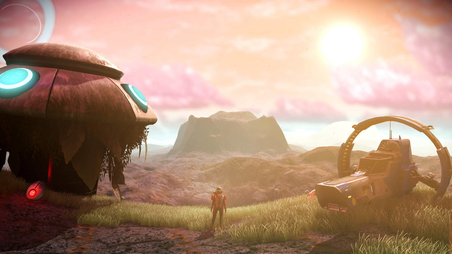 No Man's Sky Beyond Gets VR Support on PS4 and Steam