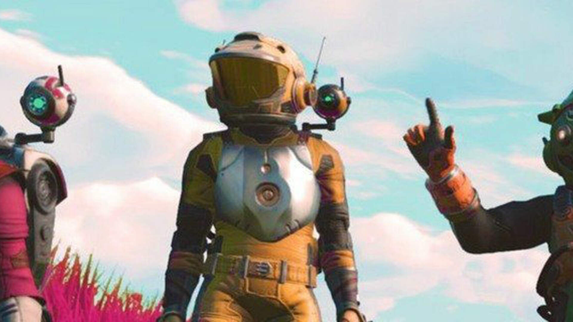 No Man's Sky Next Patch 1.51 Fixes a Lot of Bugs