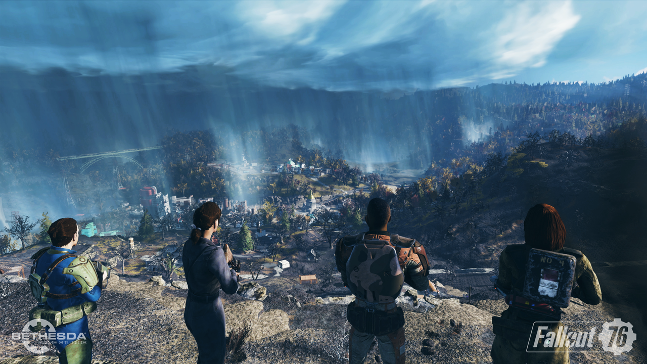 How Fallout 76's Nukes Work—And Why You Probably Won't be Nuked by