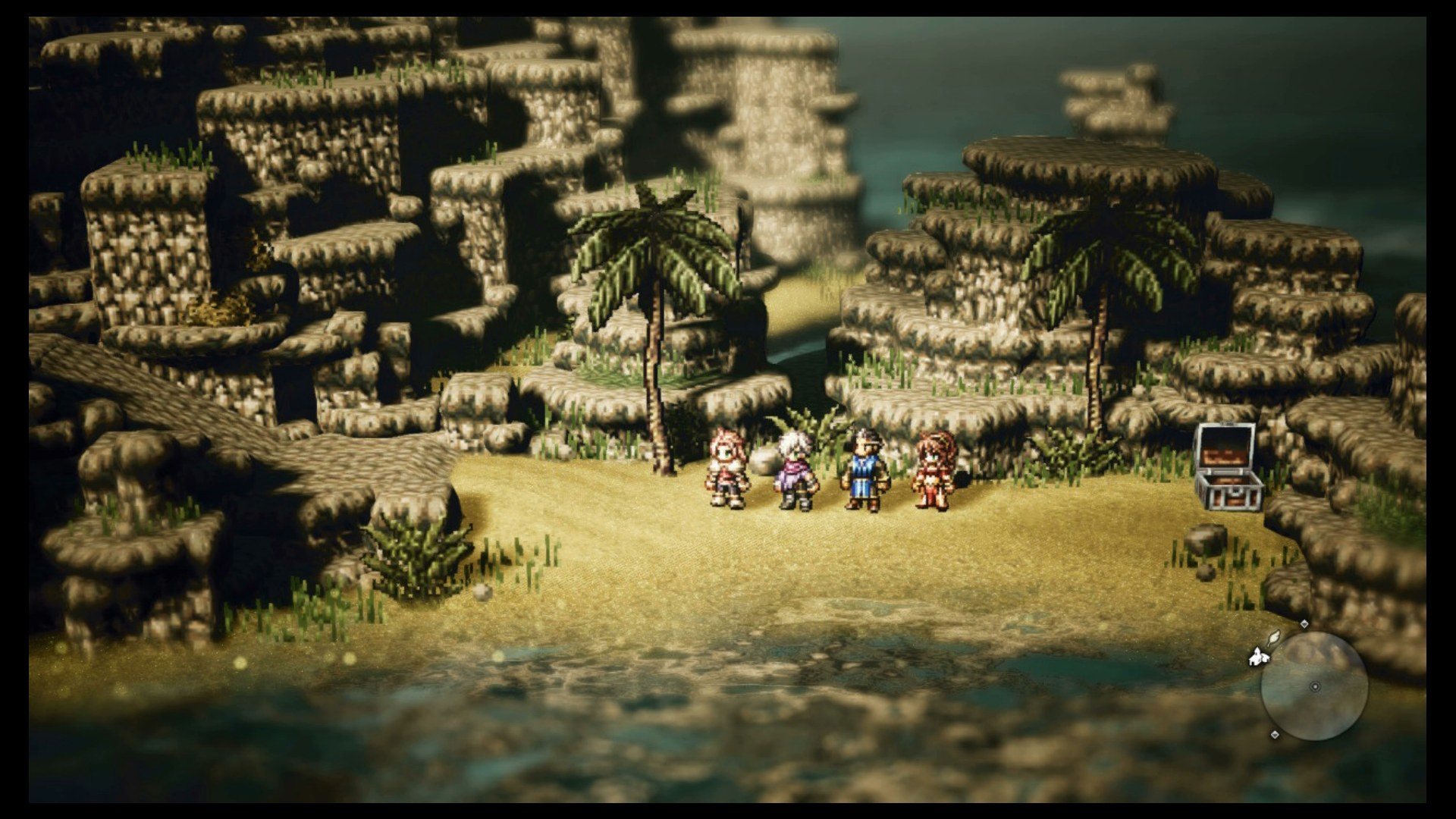 Octopath Traveler Guide And Tips Usgamer