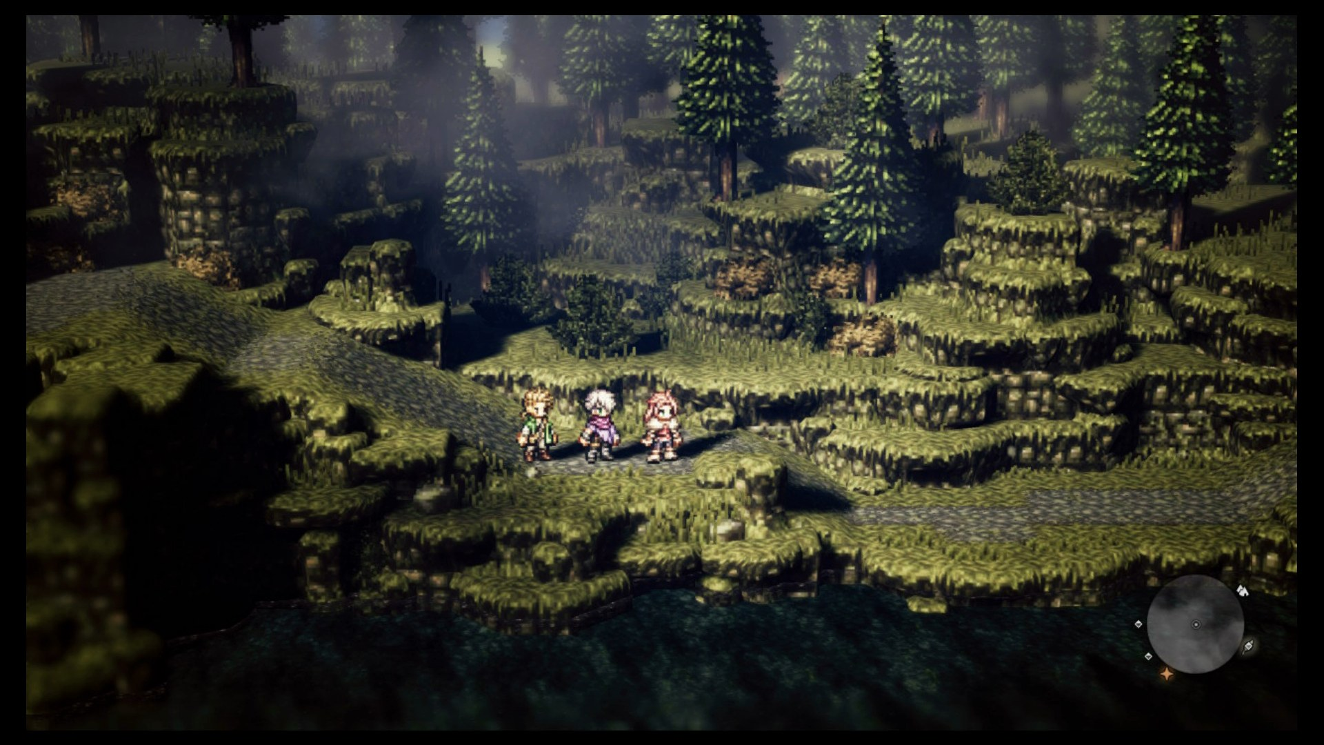 Octopath Traveler Map How To Traverse The Map With Ease Usgamer