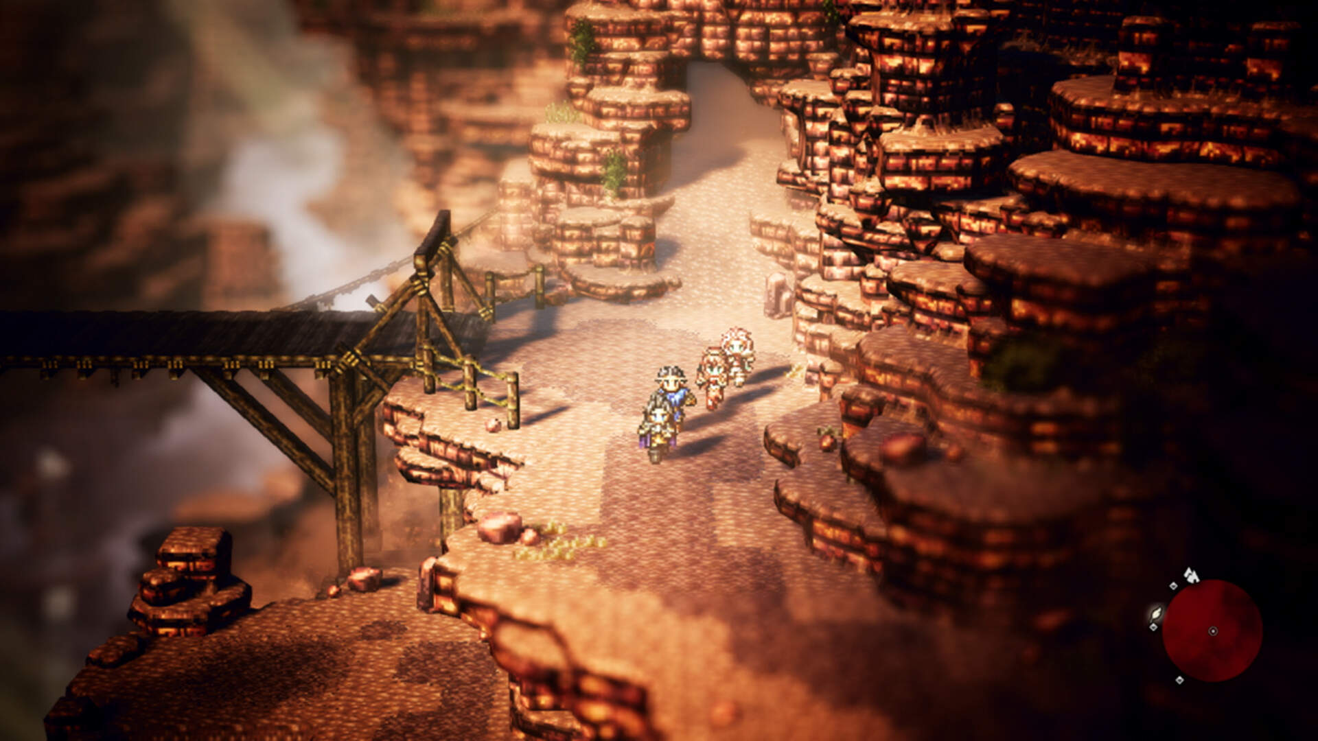 Octopath Traveler, Formerly a Nintendo Switch Exclusive, is Coming to Steam