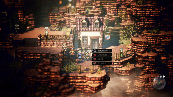 In Octopath Traveler, Every Battle Takes a Lifetime | USgamer
