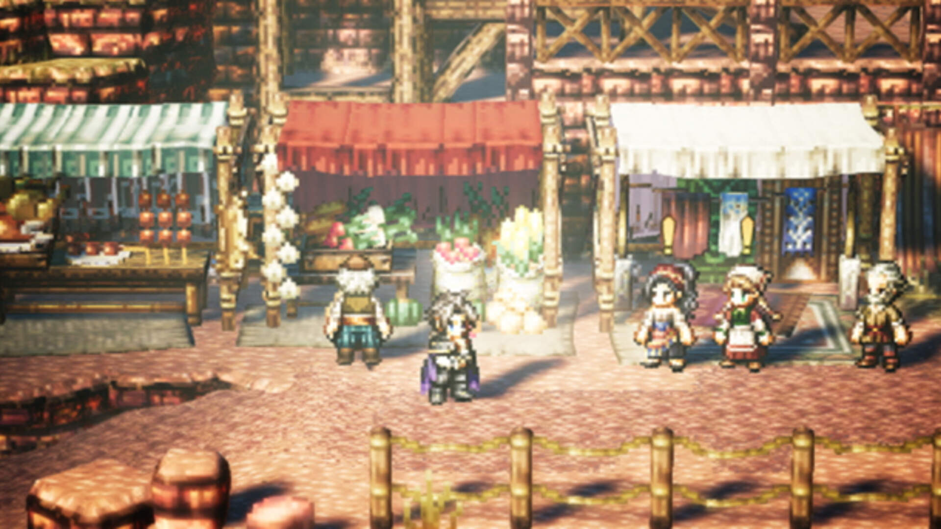 In Octopath Traveler, Every Battle Takes a Lifetime