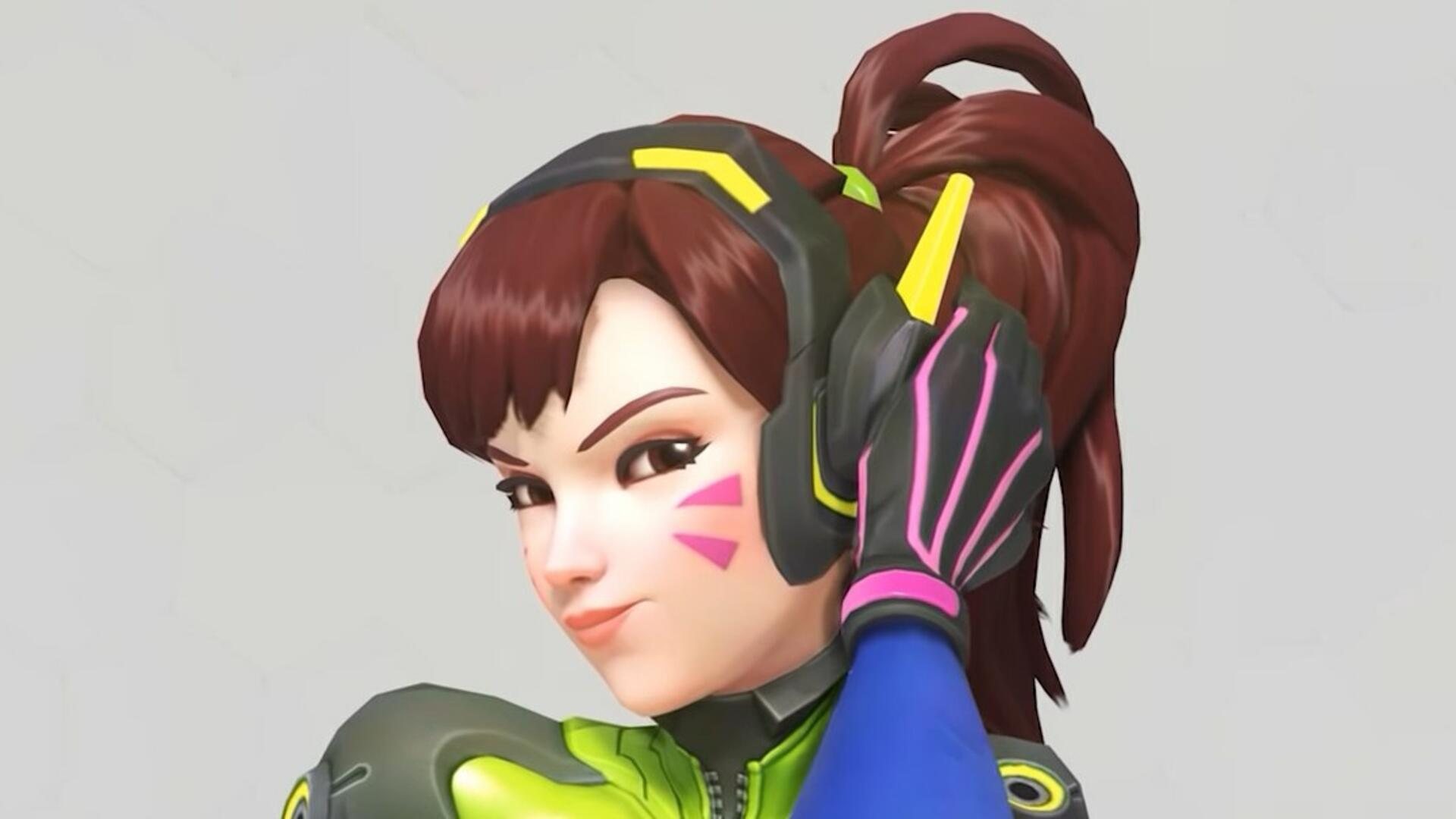 Check Out this Free New Overwatch D.Va Nano Cola Skin
