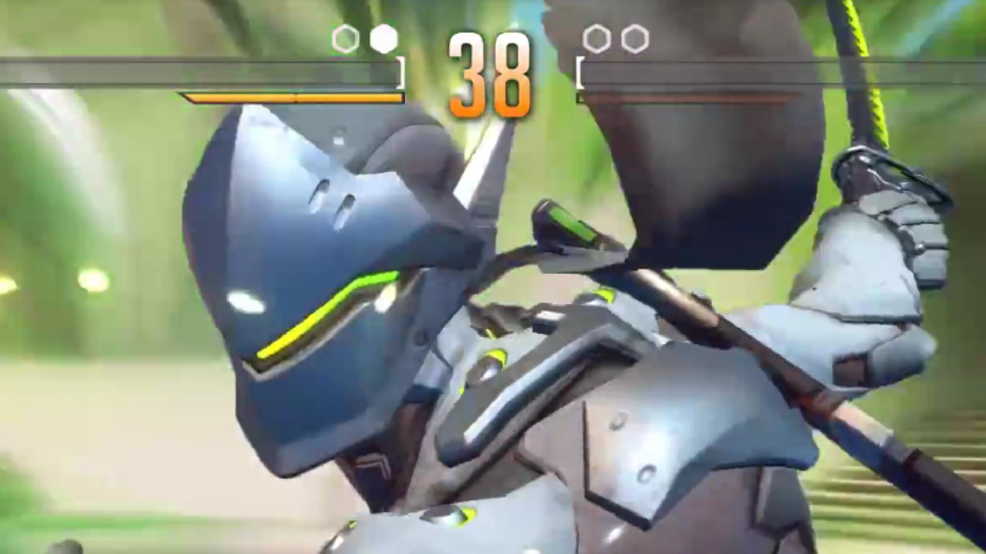 Actually, Overwatch Would Make For a Rad Fighting Game
