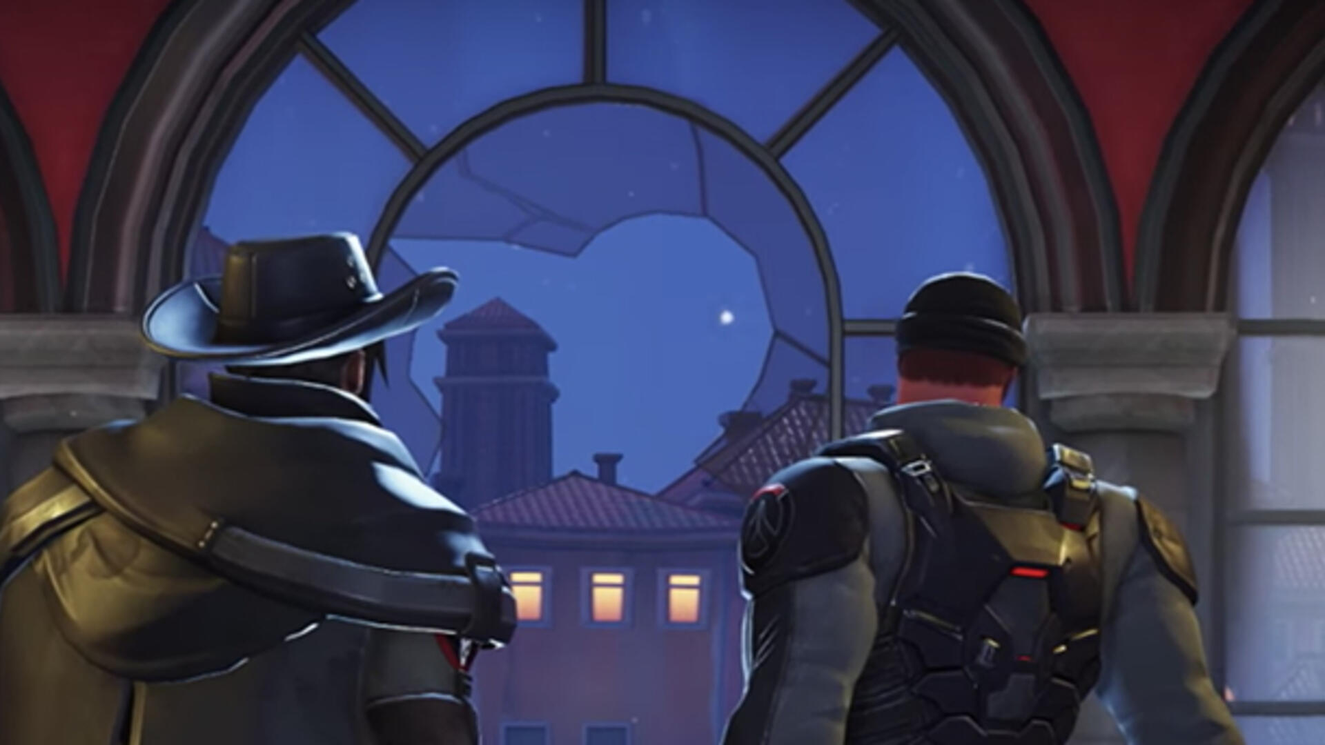 Overwatch Retribution Fills in the Gaps in the Game's Lore