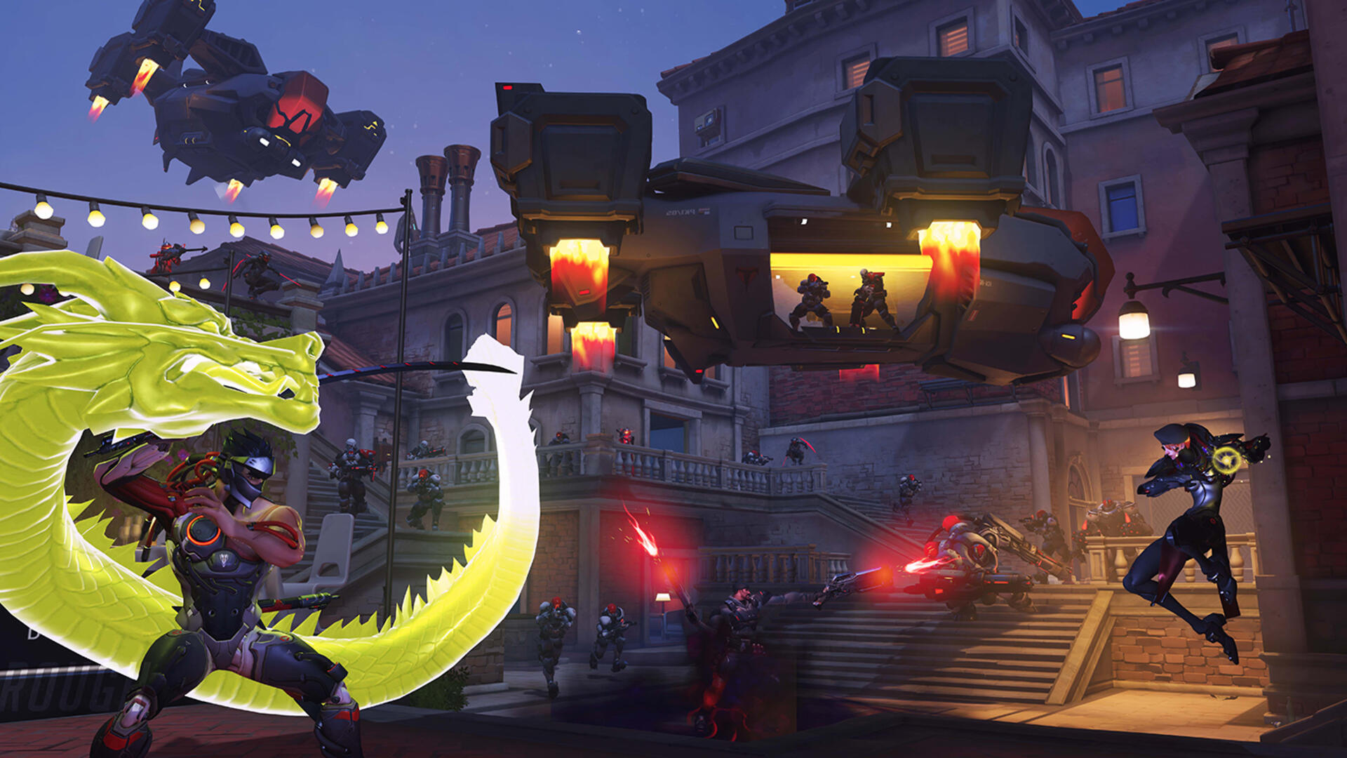 Overwatch Storm Rising Launch Times, New Skins, Maximilien