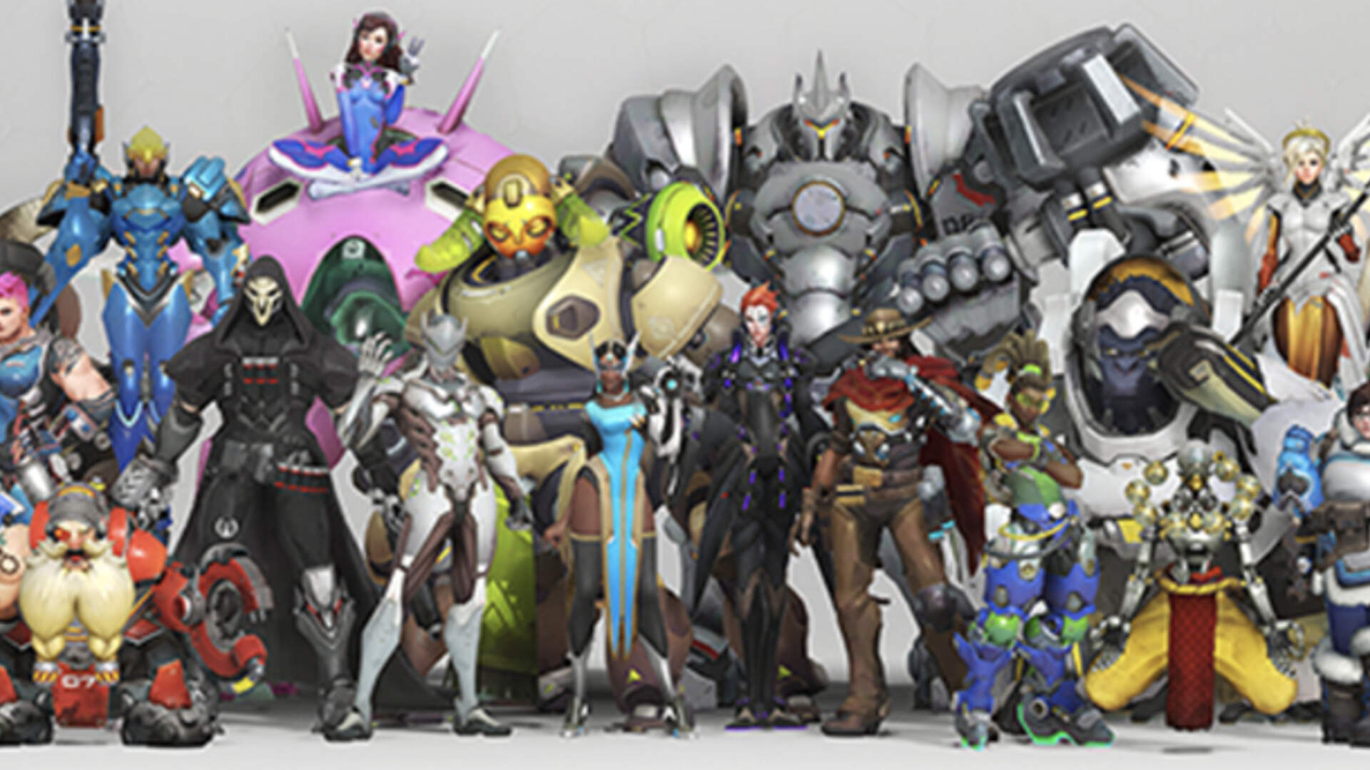 Blizzard Talks Repeat Events, PvE, and More in the Battle to Keep Overwatch Fresh in Year 3