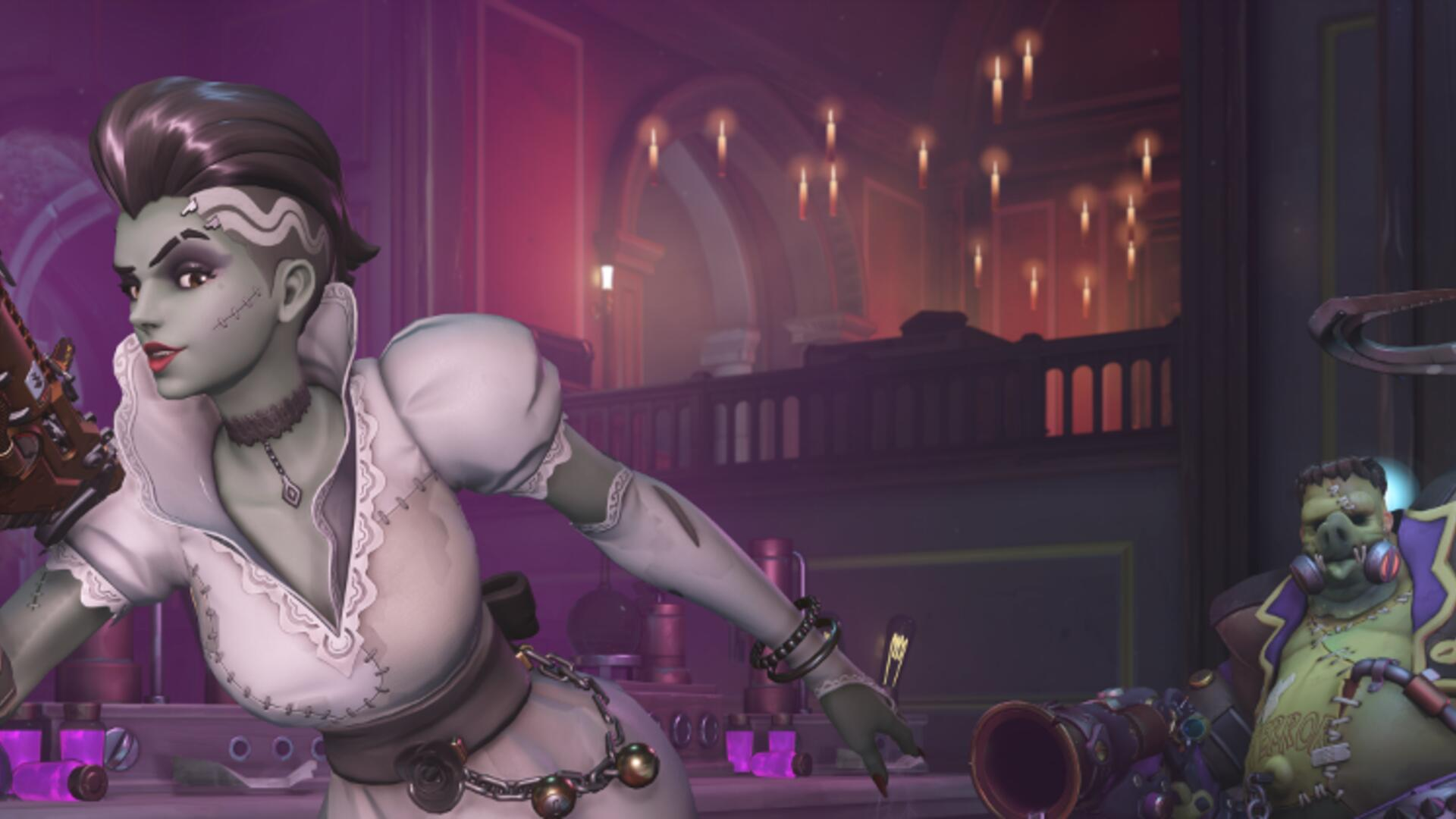 Overwatch Halloween Terror Event Live Now, New Skins for Sombra, Soldier: 76, and More