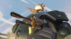 Wrecking Ball, Overwatch's Cute Hamster Hero, Goes Live on Public Servers Next Week