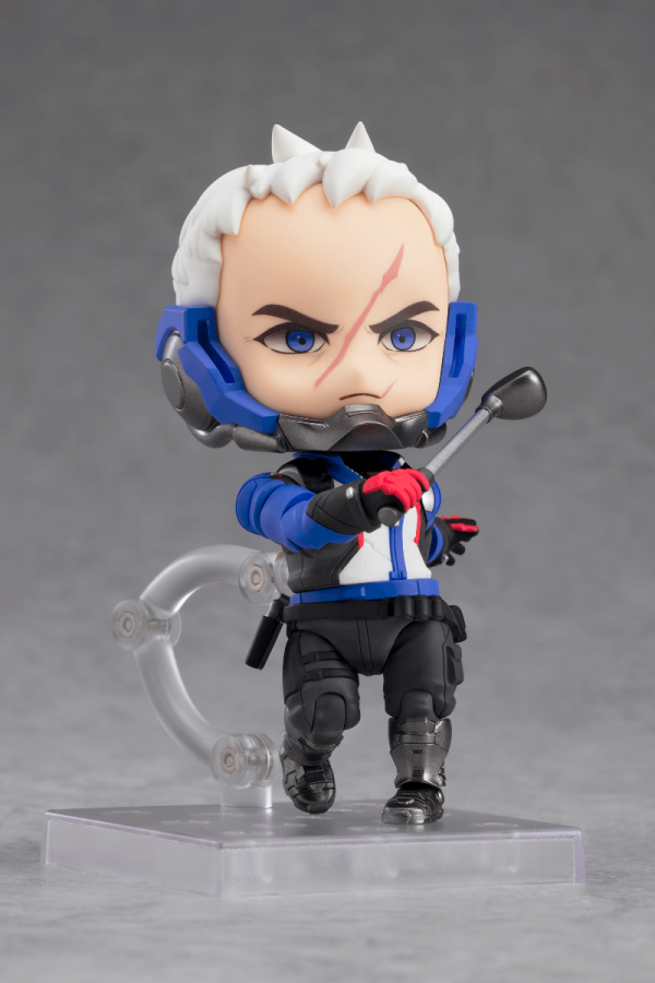 New Soldier 76 Toy Comes With Golf Club Will Not Replace