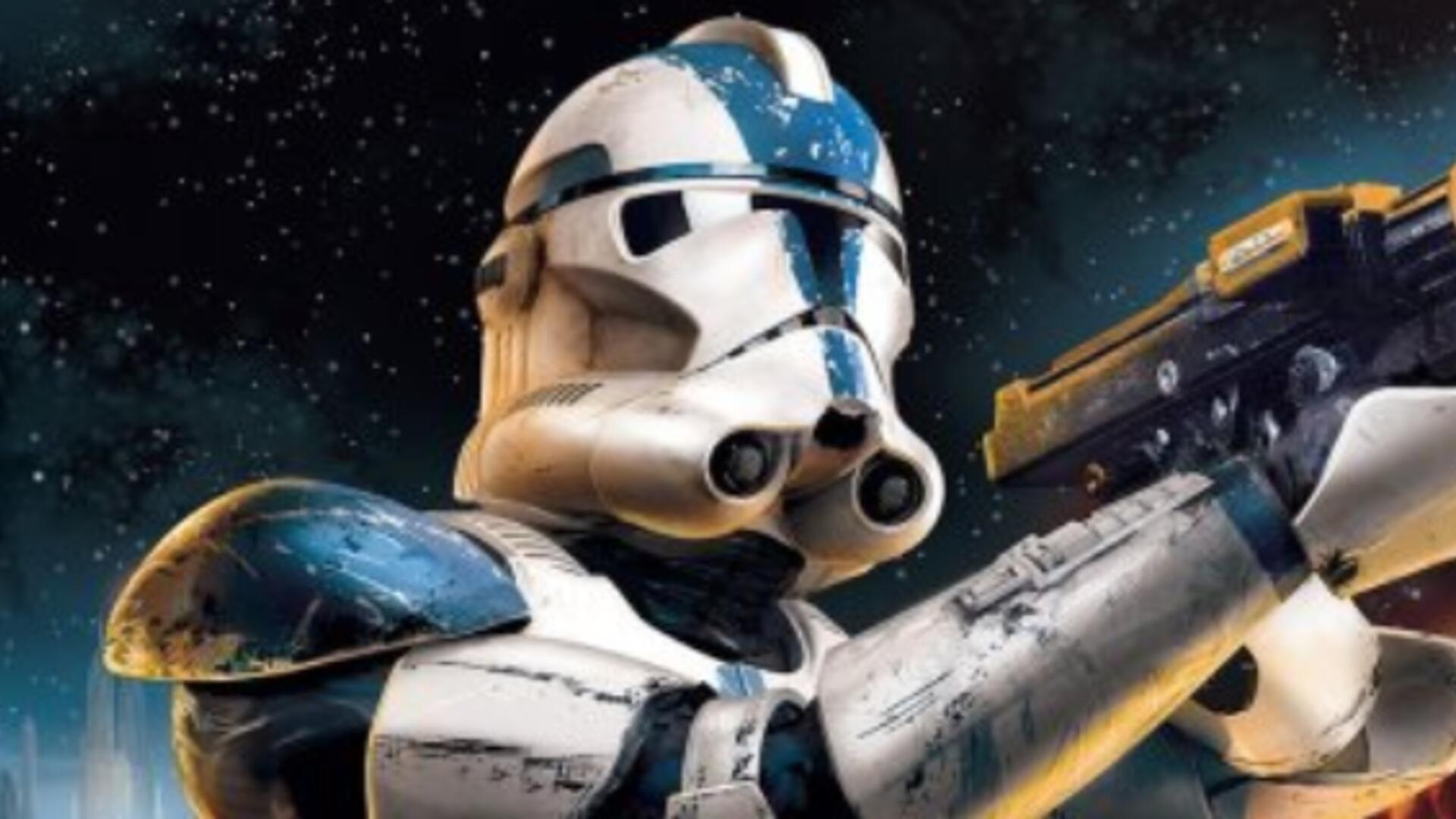 The Recent Patch for 2005's Star Wars Battlefront 2 Was From Disney and GOG