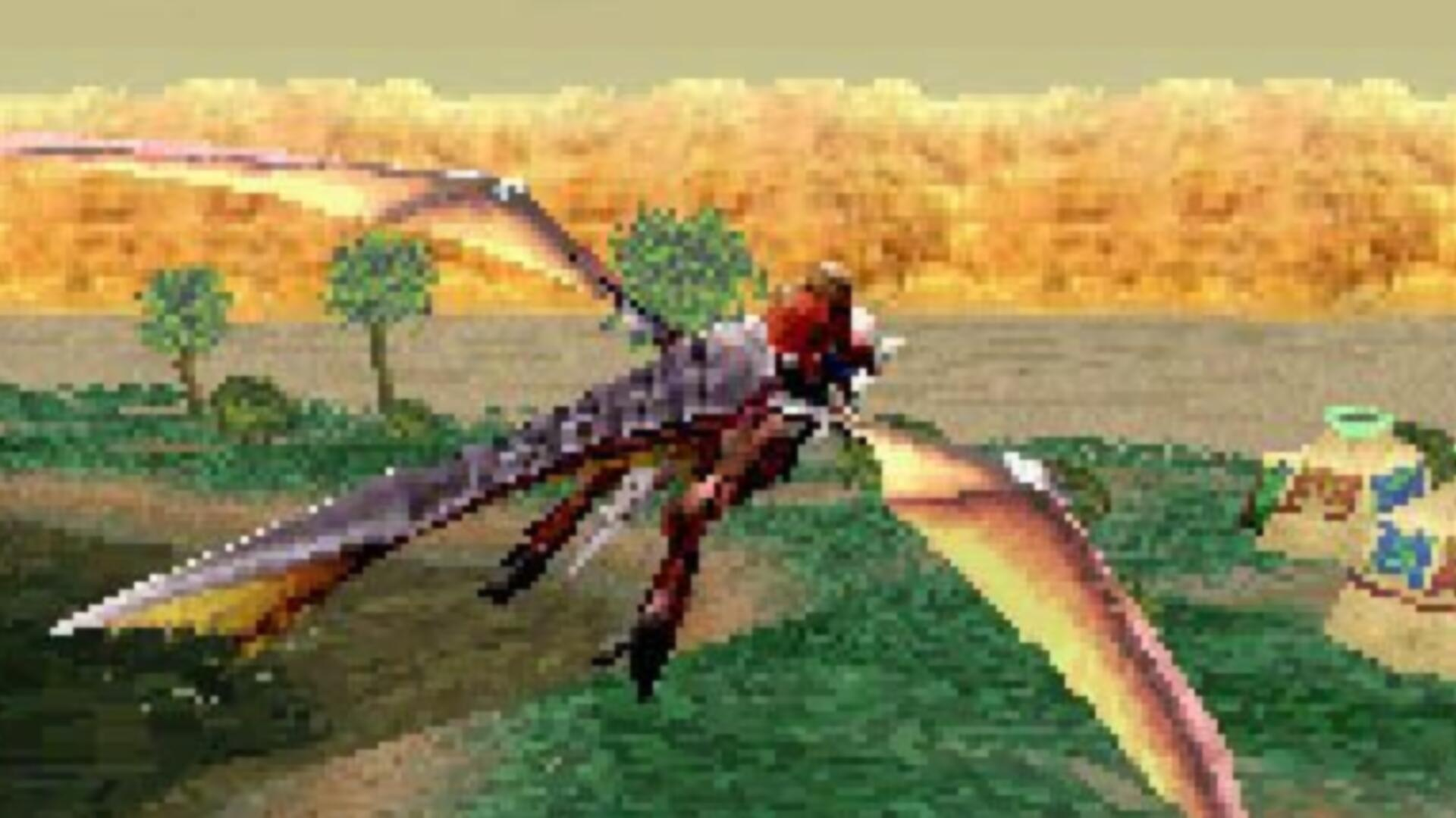 Panzer Dragoon Saga Creator's Ideas for a Remake: More Player Choice and a Souls-Like Online Component