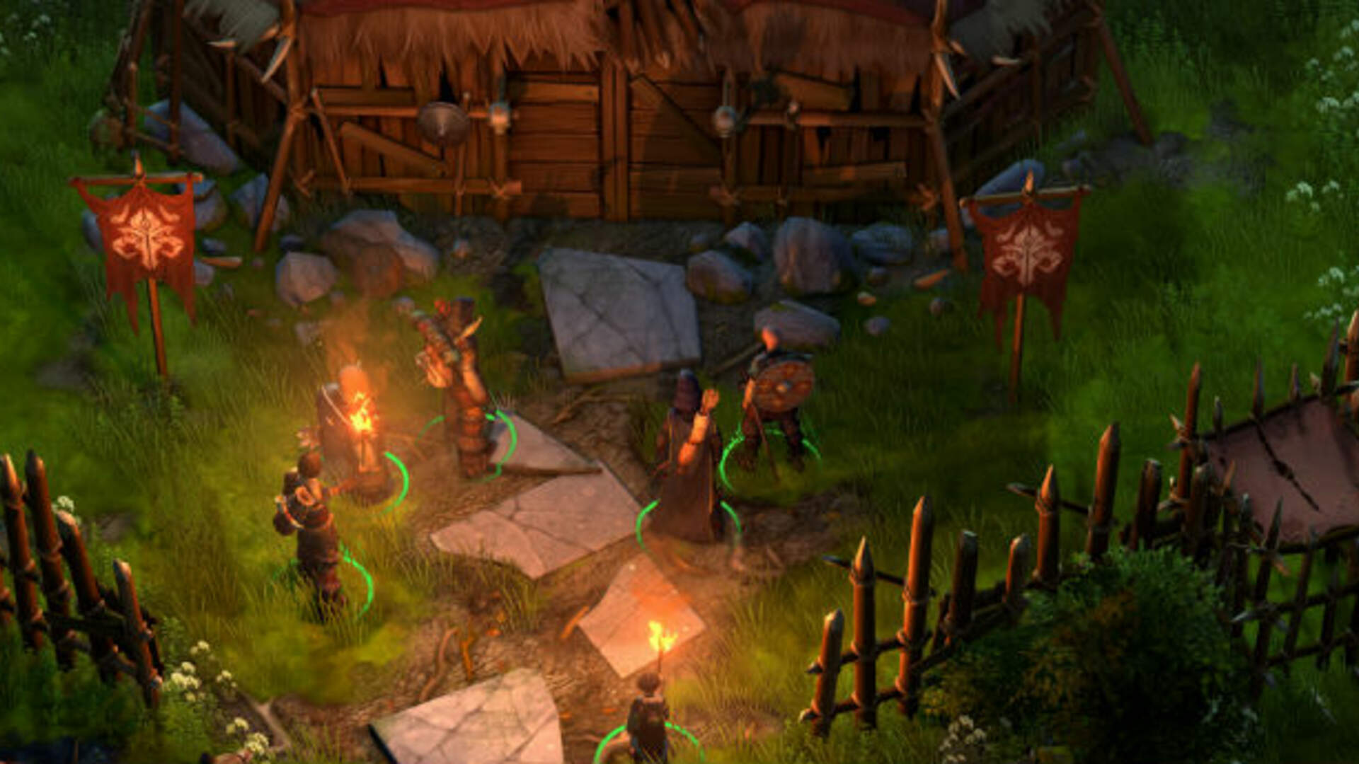 You Can Build Your Own Kingdom and Rule it Like a Jerk in Pathfinder: Kingmaker