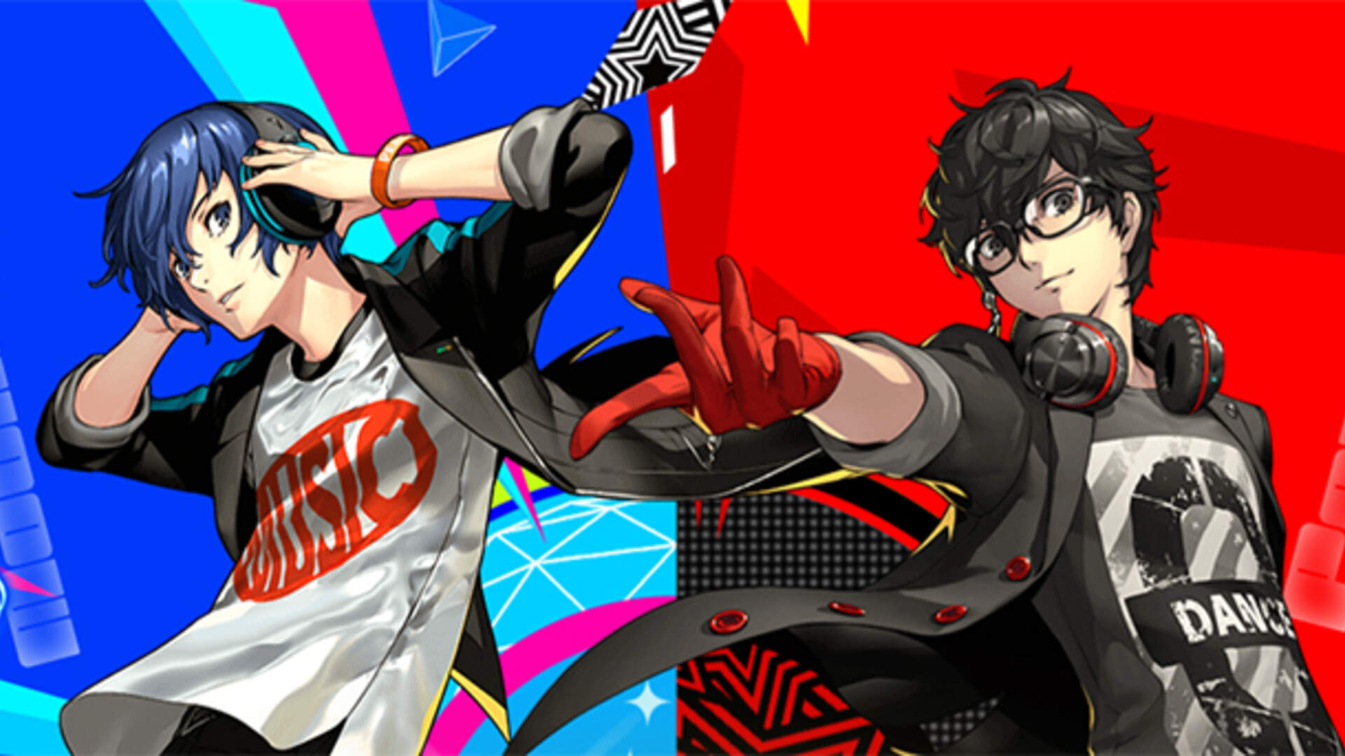 Persona 3 Dancing In Moonlight And Persona 5 Dancing In