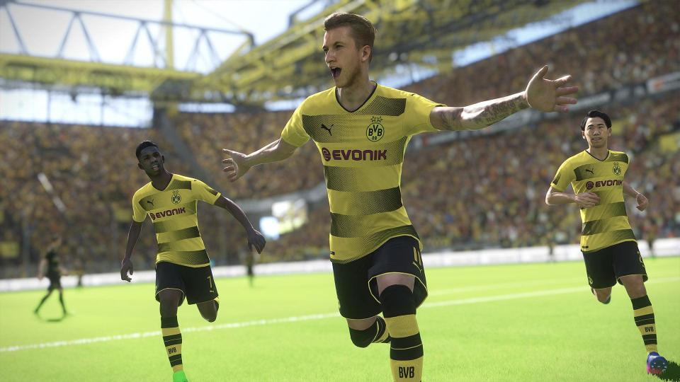 Pro Evolution Soccer Loses a Big Team License a Year Early | USgamer