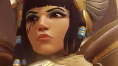 Shiny New Pharah Skin Revealed For Overwatch's Upcoming Cosmetic Update