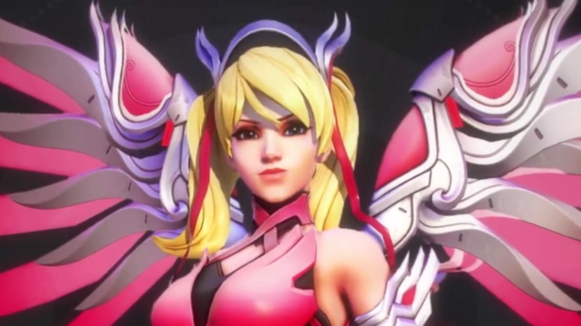 Overwatch Releases New Pink Mercy Skin With Full Proceeds Going to the Breast Cancer Research Foundation