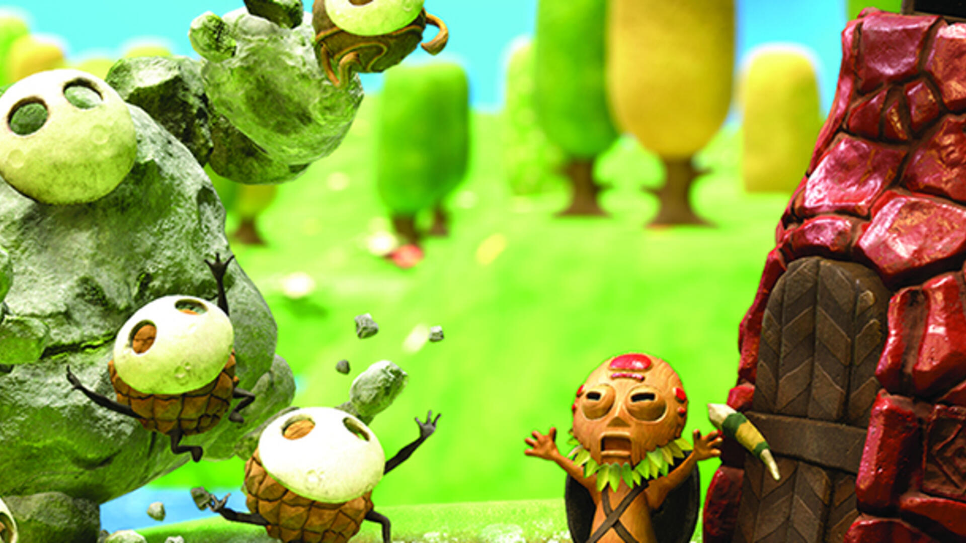 PixelJunk Monsters 2 Is Finally Happening, And It's Coming to Switch