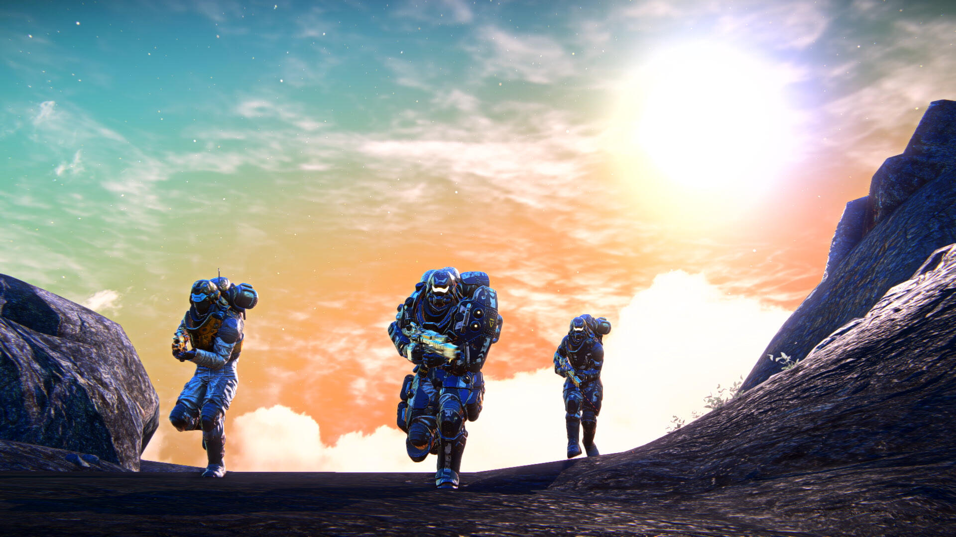 PlanetSide Arena is a Massive Online Shooter That Supports a 500-Player Battle Royale Mode