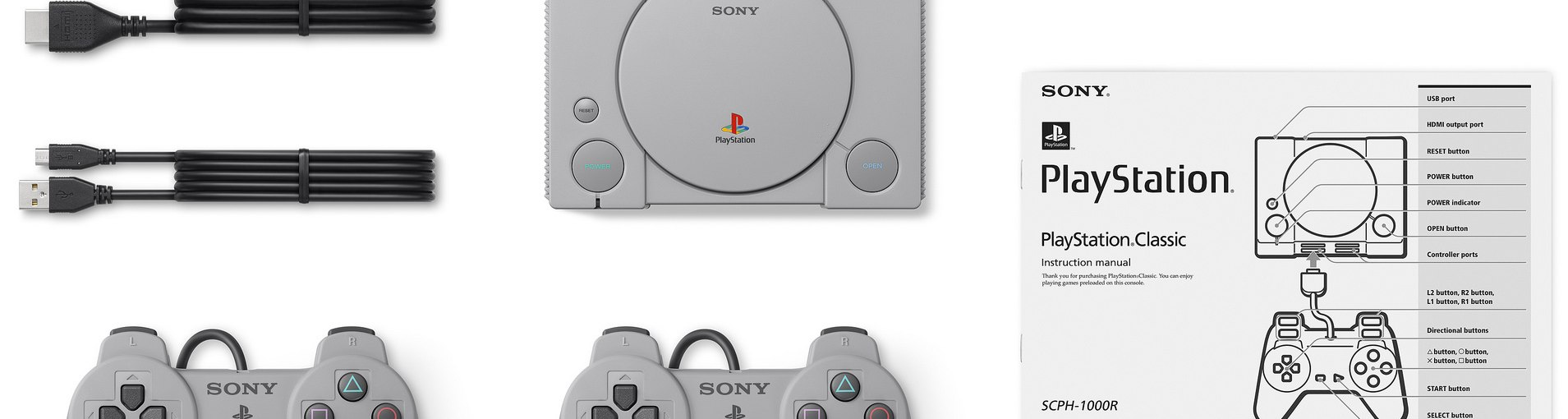 PlayStation Classic Release Date, Price, Full Games List and
