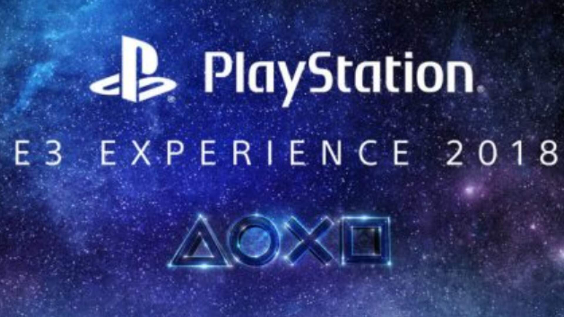 PlayStation E3 Experience Will Livestream Sony's Press Conference in Theaters
