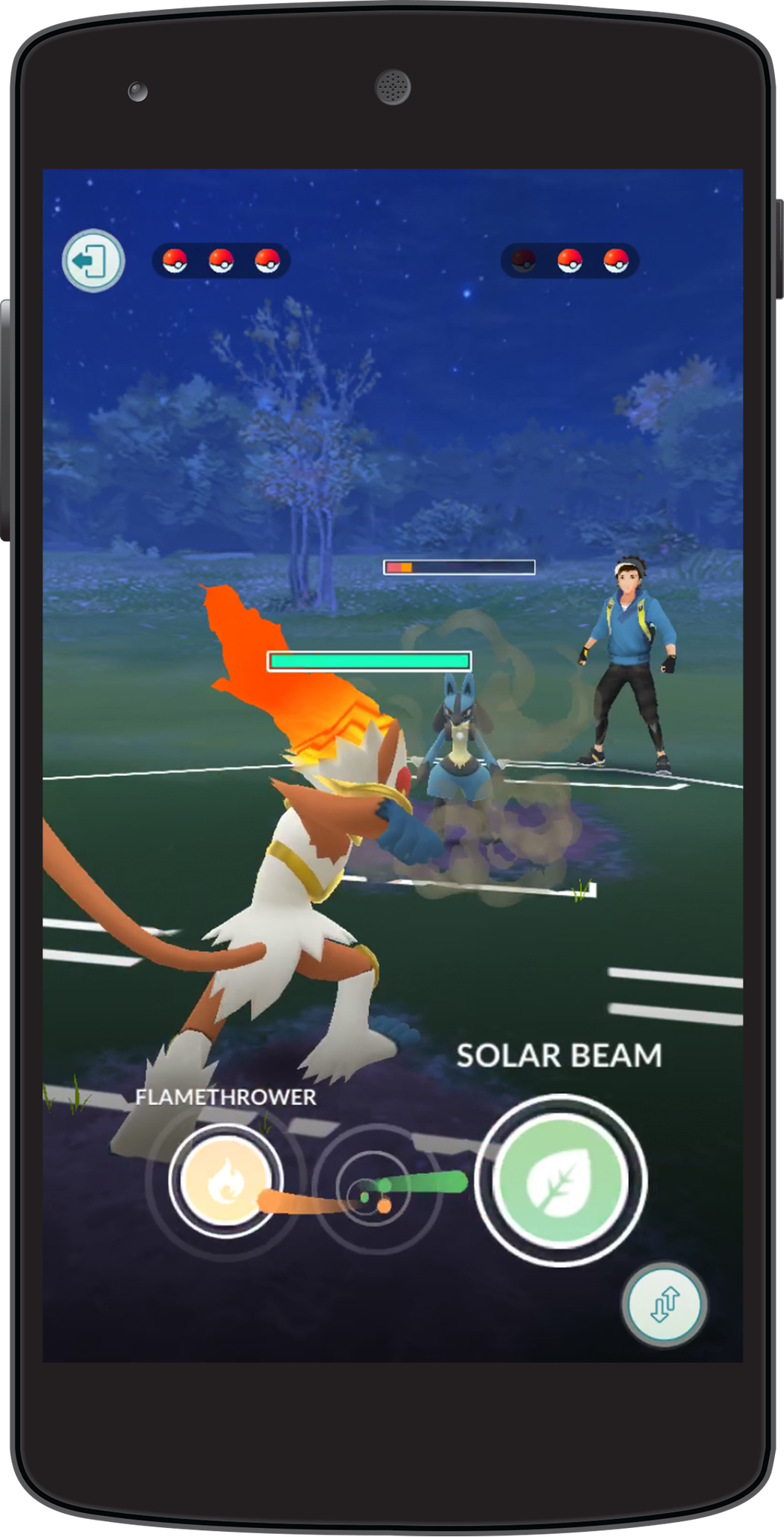 Pokemon Go PvP Trainer Battles - New Attack, How to Battle Friends