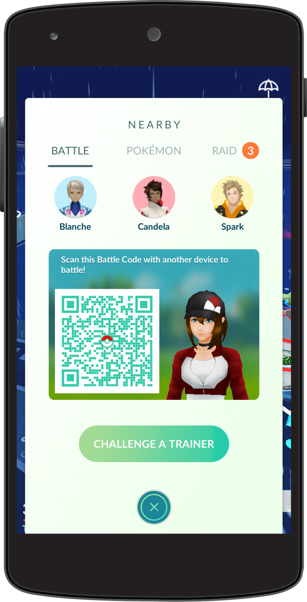 Pokemon Go PvP Trainer Battles - New Attack, How to Battle
