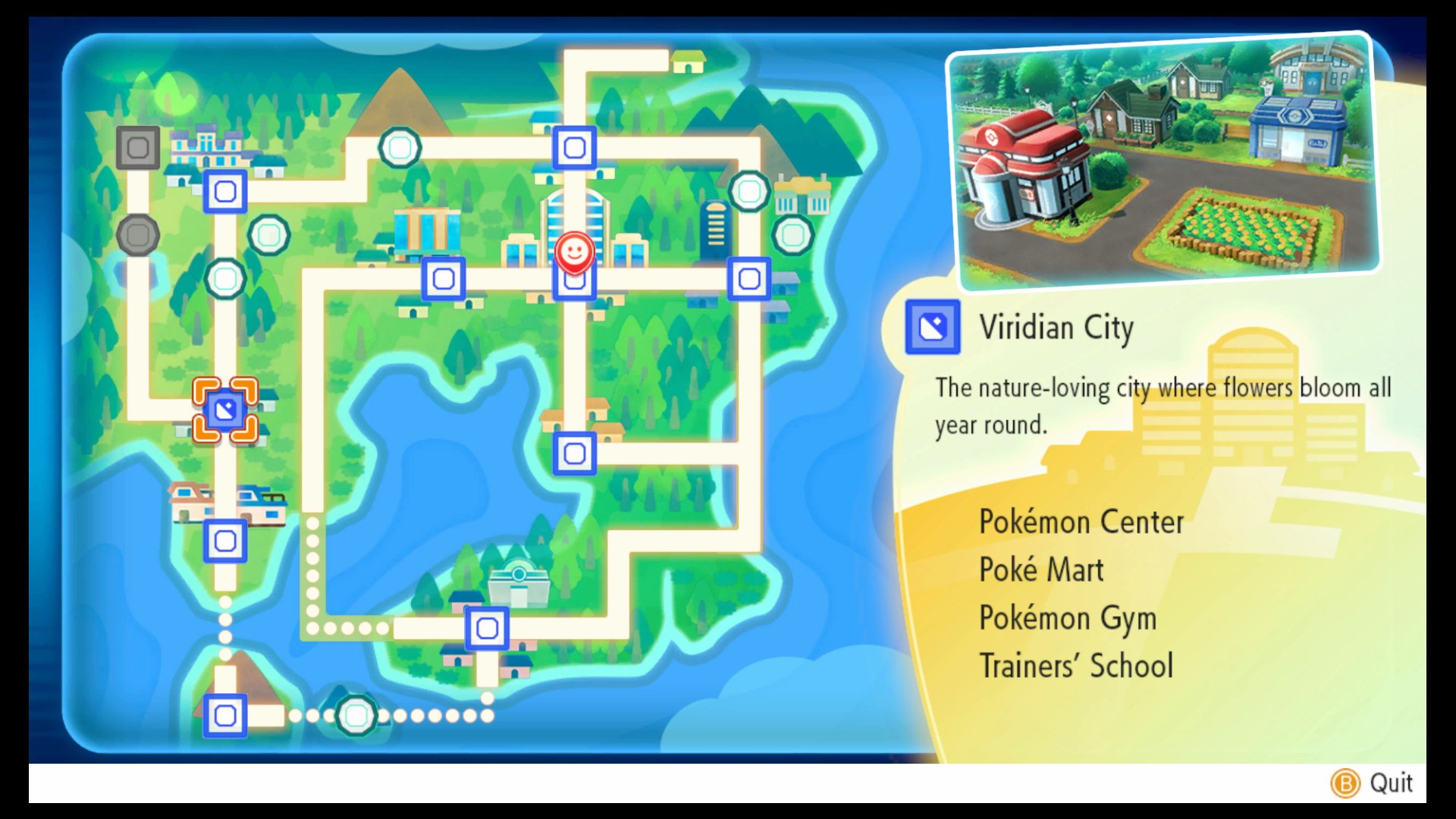 Pokemon Let's Go Viridian City Gym - How to Unlock Viridian