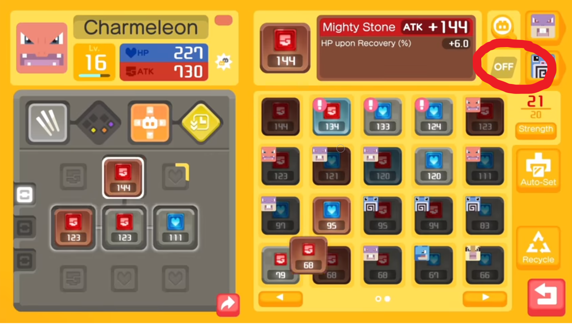 Pokemon Quest Evolution List - How to Level Up and Evolve Pokemon