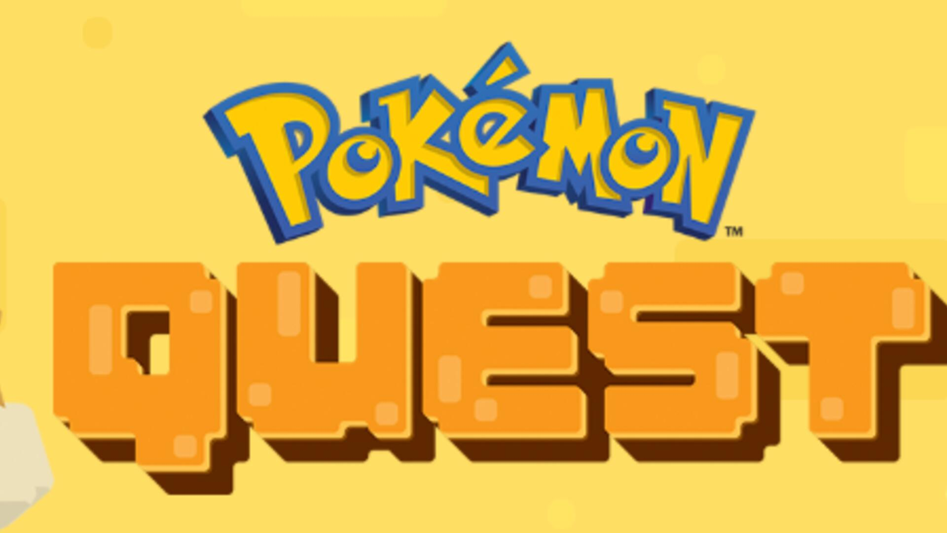 Pokemon Quest Has Been Downloaded More Than 7.5 million Times