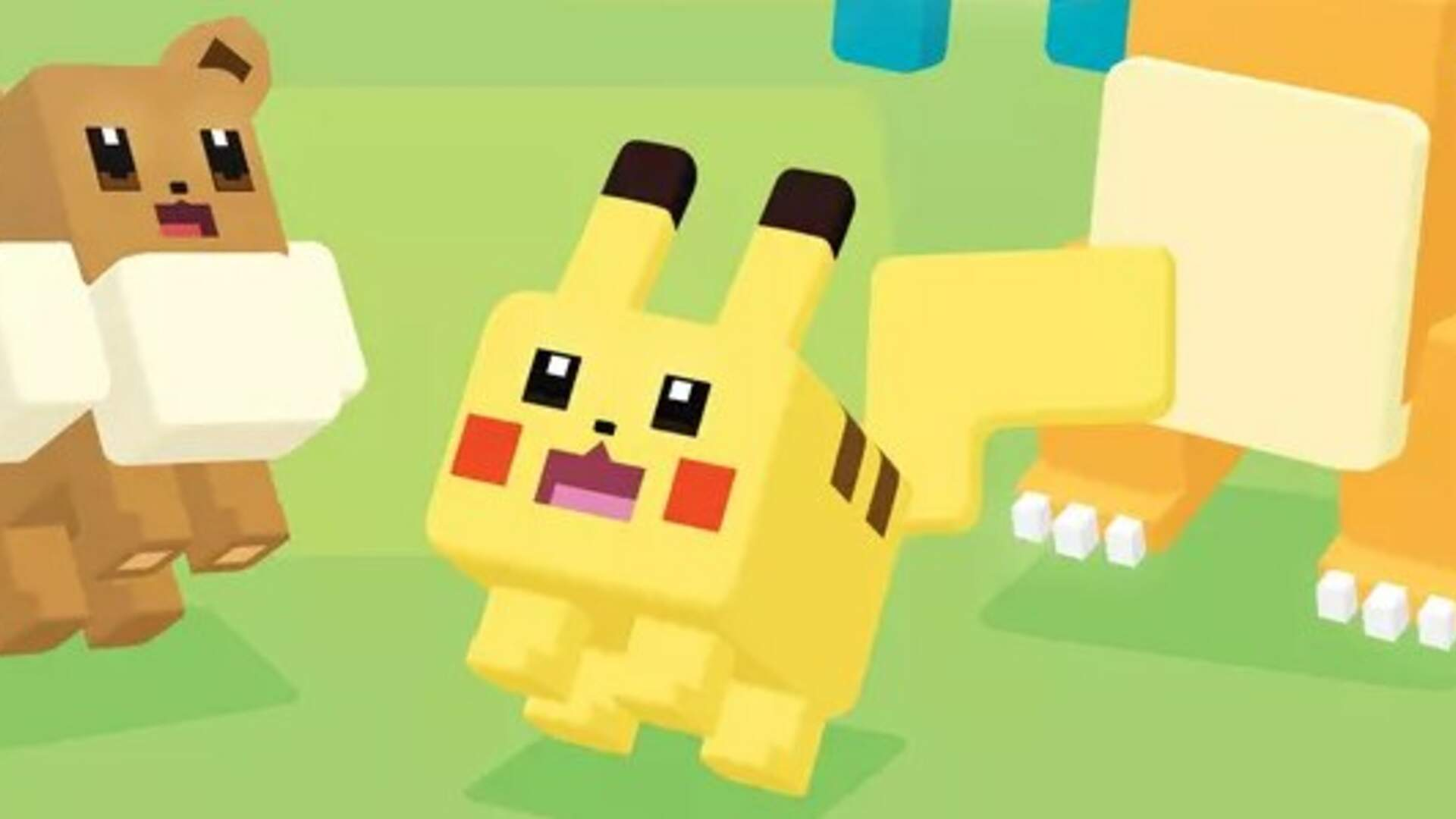 Pokemon Quest Releasing on iOS and Android Next Week