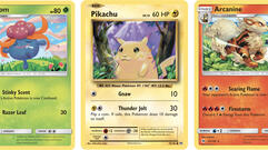How The Pokemon Trading Card Game Helped Define the Art and Identity of Pokemon