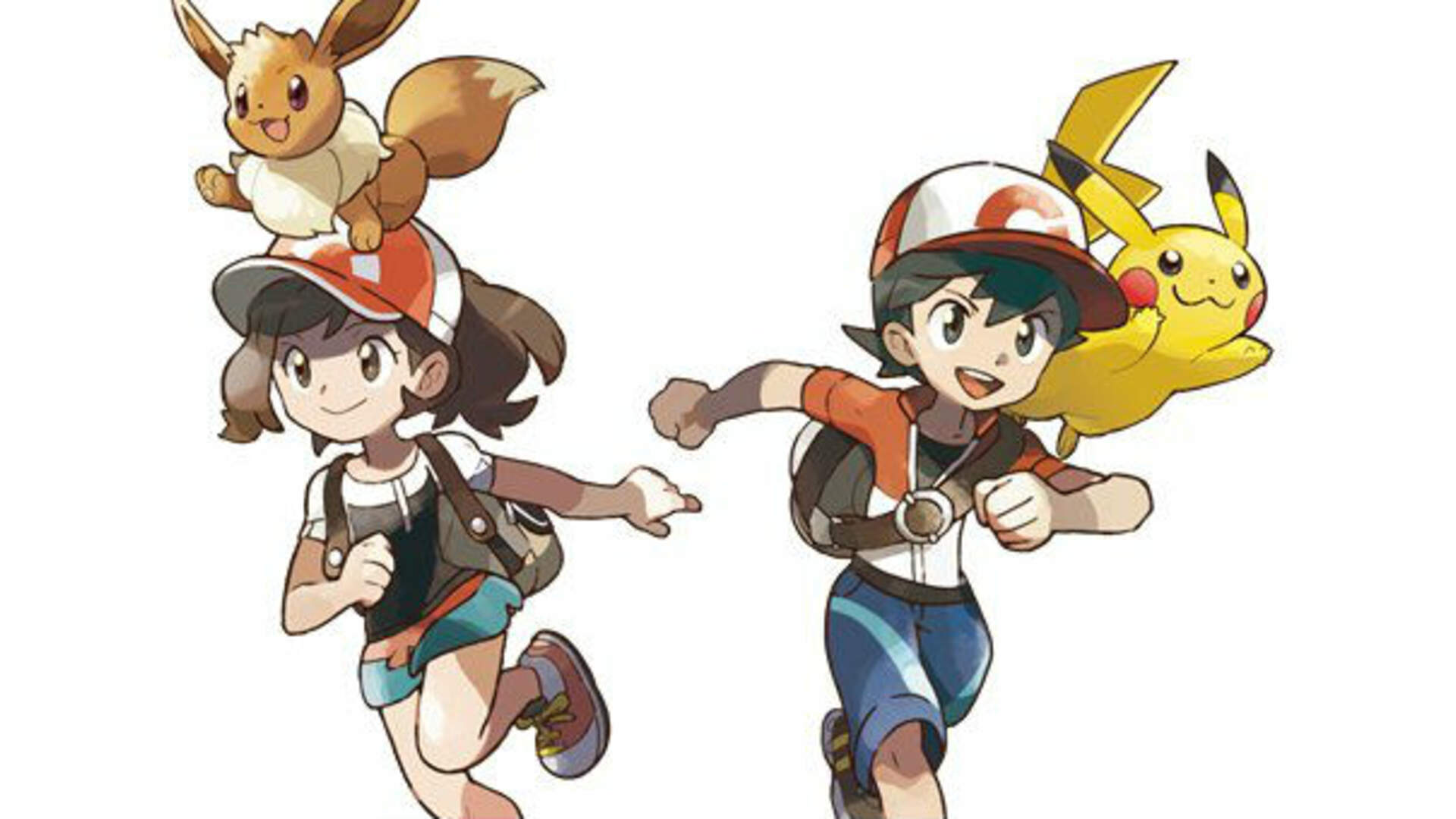 Pokemon Let's Go Isn't the Gen 8 Pokemon Switch Game We Wanted, but Maybe It Is Needed