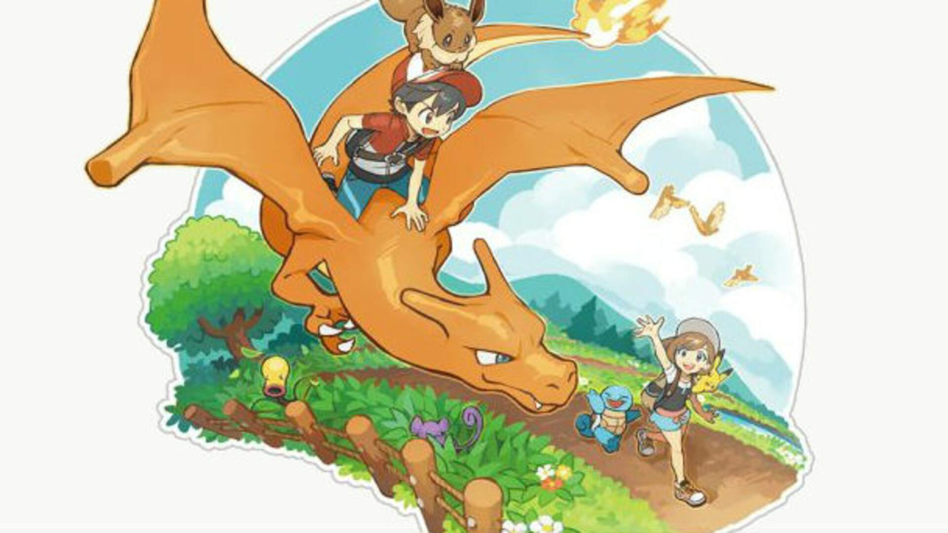 Pokemon Let's Go's Post-Game Gives Ample Reasons to Keep Playing