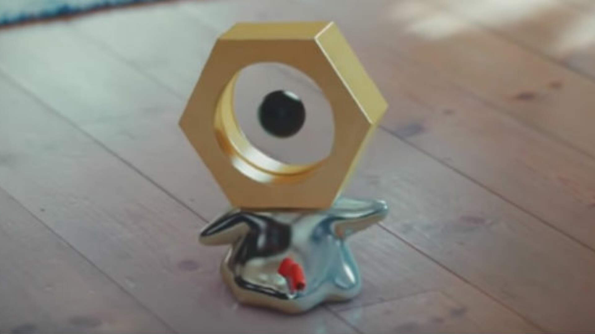 Mysterious New Pokemon Meltan Is Much Cuter Than We Gave It Credit For
