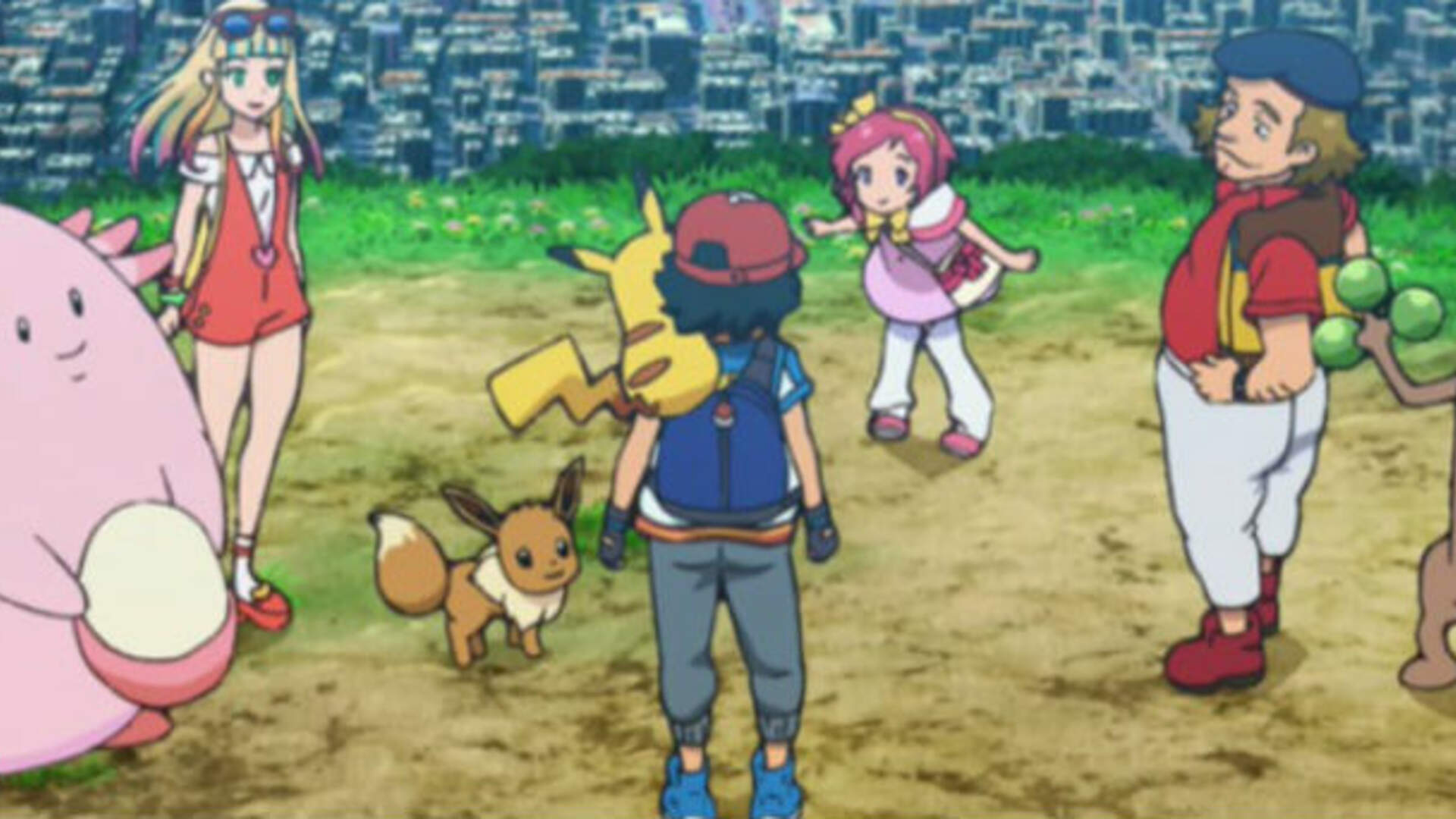 Pokemon The Movie: The Power of Us Coming to Theatres in November